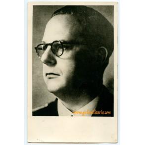 Period postcard Hendrik Elias