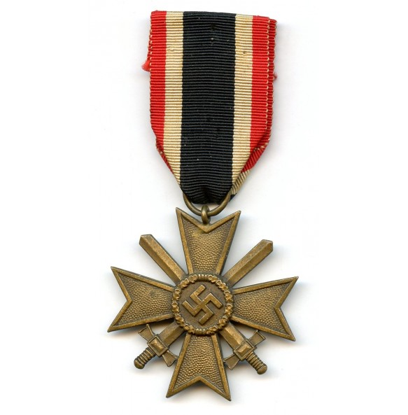 """War merrit cross 2nd class with swords Richard Feix """"48"""""""