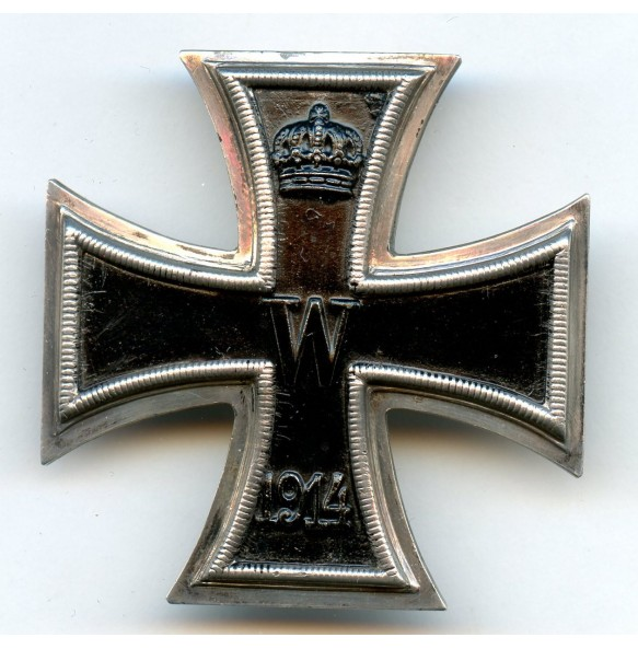 "WW1 Iron cross 1st class by ""KO"""