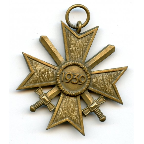 War merit cross 2nd class with swords by Hein. Ulbrichts Mwe + package