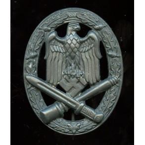 General assault badge by W. Hobacher