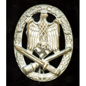 General assault badge by Hymmen & Co