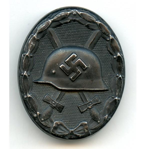 """Wound badge in black by Steinhauer & Lück """"4"""""""