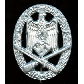 "General assault badge by Hymmen & Co ""L/53"""