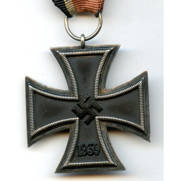 Iron cross 2nd class by Godet / Zimmermann
