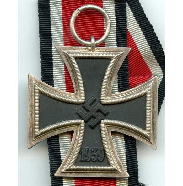 """Iron cross 2nd class by J.H. Werner """"137"""""""