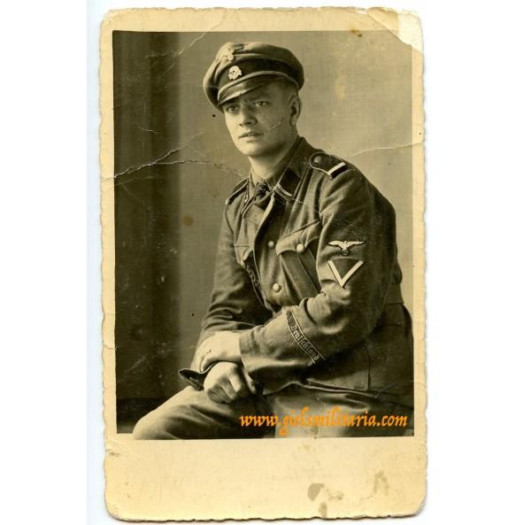 """SS portrait """"Deutschland"""""""