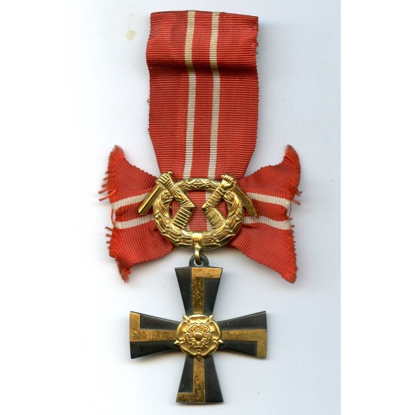 Finnish cross of liberty in gold 1941