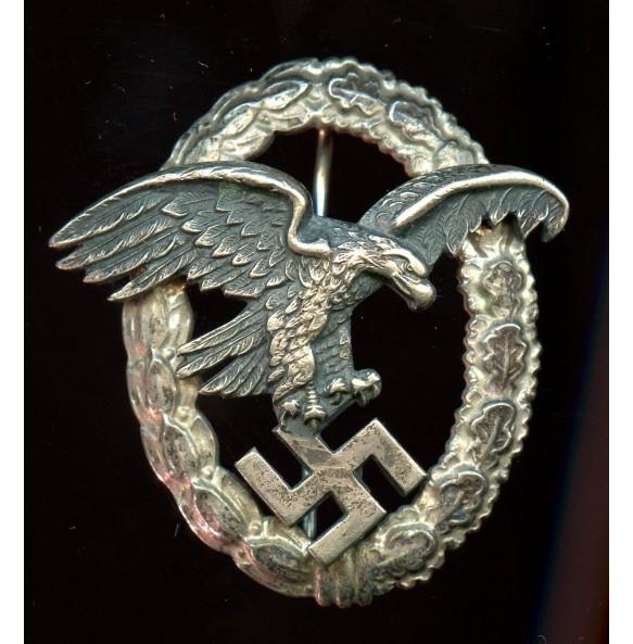 """Luftwaffe observer badge by F.A. Assmann & Söhne """"A"""""""