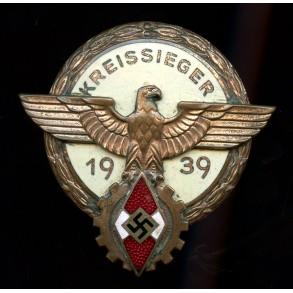 HJ Kreissieger 1939 by Hermann Aurich