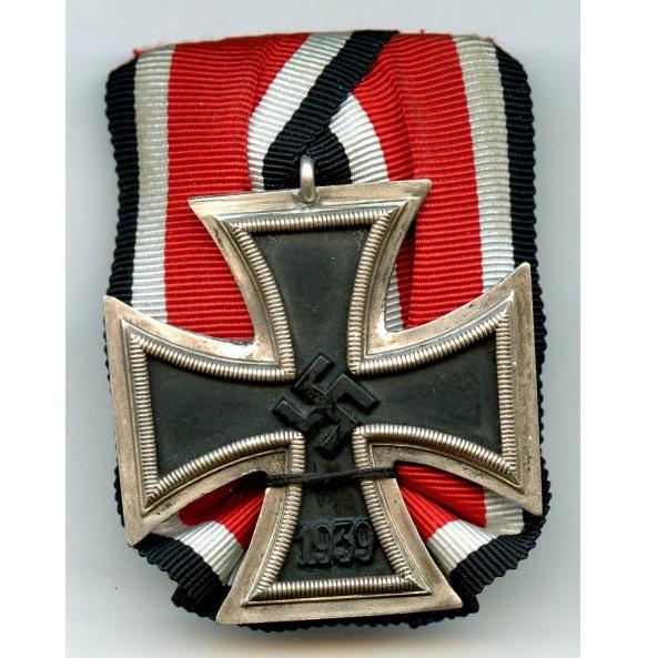 Iron Cross 2nd class, single mounted parade bar