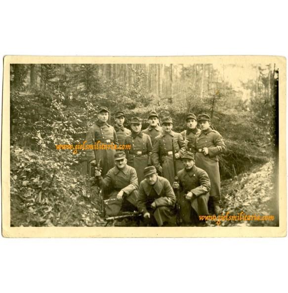 Private photo Deutscher Volkssturm Wehrmacht (2)