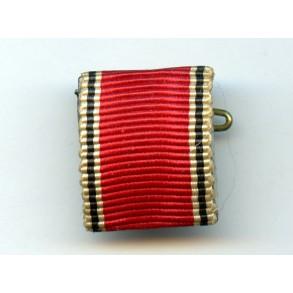 13. March 1938 Austrian annexation medal ribbon bar