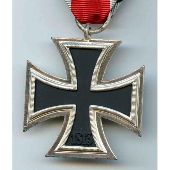"""Iron cross 2nd class by Rudolf Wächtler & Lange """"100"""" MINT"""