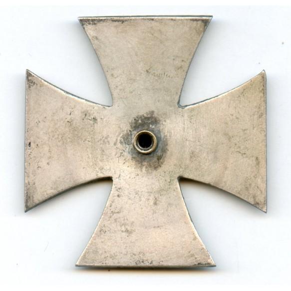 Iron cross 1st class by Assmann/FLL, screwback variant, non magnetic!