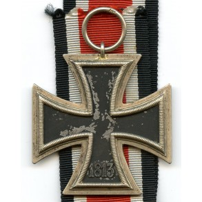 "Iron cross 2nd class by Gottlieb & Wagner ""52"""