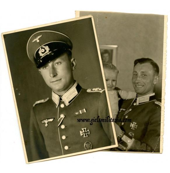 Portrait photo with Schinkel EK1 in wear