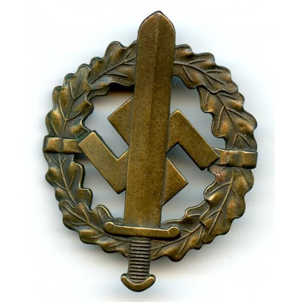 SA sport badge in bronze by Berg & Nolte #673452
