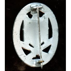 General assault badge by Biedermann & Co