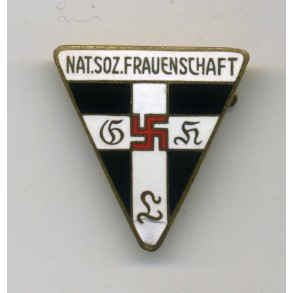 National socialist women NSF pin