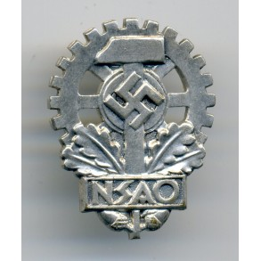 NSAO pin by Deschler