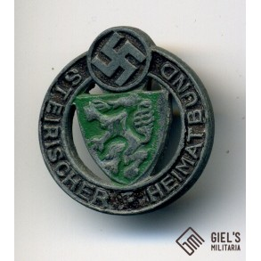 "Membership pin ""Steirischer Heimatbund"" by Grossmann & Co."