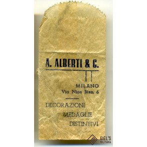 Package A. Alberti & C.
