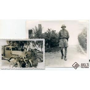 2 Afrikakorps photos