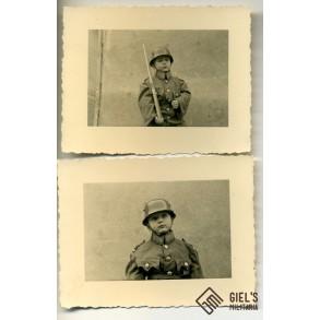 2 private snapshots polizei children uniform