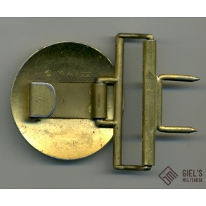 NSDAP political leader buckle by Christian Theodor Dicke