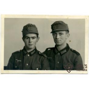 Mountain troopers portrait