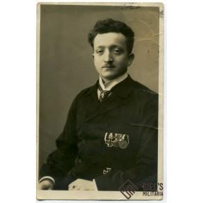 WW1 Portrait photo enlisted man ek1