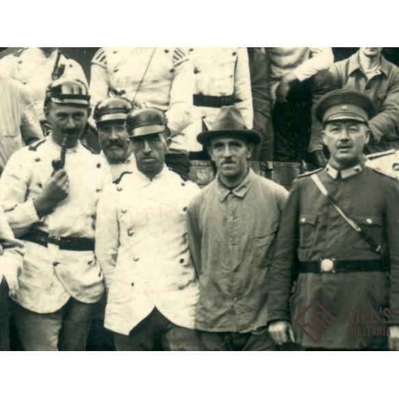 WW1 group photo