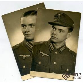 2 mountain trooper portraits