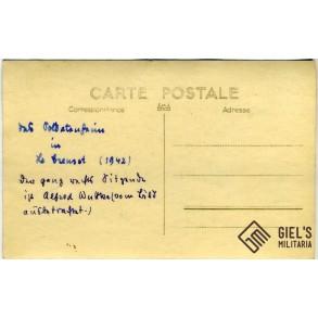 "Photo hospital ""Le Creuset"" France 1942"