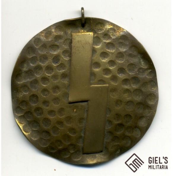 DJ/HJ hand made medal