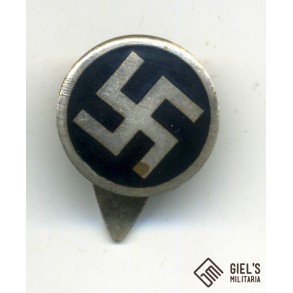 Flemish civil pin for the Allgemeine SS by L. Zoll, Antwerp