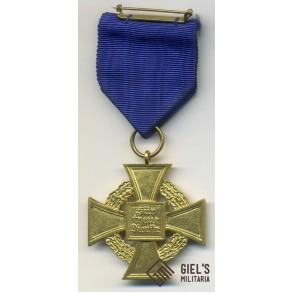 40 year civil service award