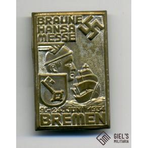 """Tinnie """"Braune Hansa Messe, Bremen 1934"""""""