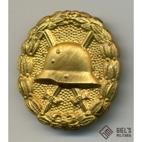 WW1 Wound badge in gold