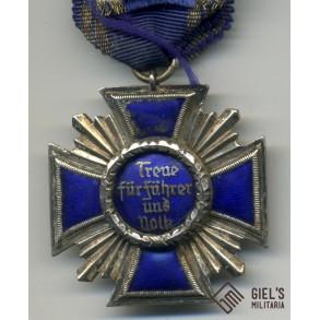 NSDAP 15 year service award