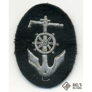 Sturmboot qualification sleeve patch