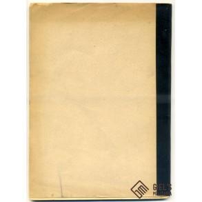 """Booklet """"Politischer Dienst für SS und Polizei"""""""