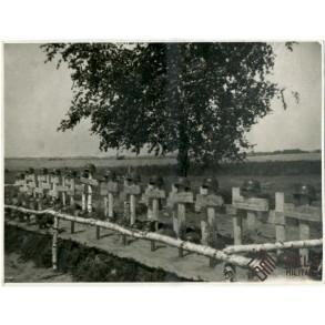 Heldentod document to K. Wittich, Grenadier Regiment 451