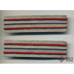 DRK, German Red Cross sleeve rank stripes