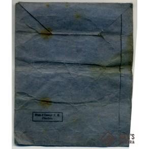 Iron cross 2nd class package to Klein & Quenzer