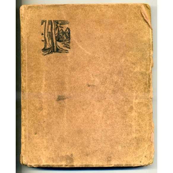 "Pre war Flemish movement lecture: ""De klokken van Hochwald"" 1938"