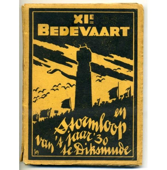 """Pre war Flemish movement lecture: """"XIe Bedevaart, De stormloop van't jaar '30 te Diksmude"""""""
