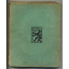 "Pre war Flemish movement lecture: ""De reus van Kongo"" 1934"