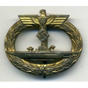 Uboot badge by Funcke & Brünninghaus